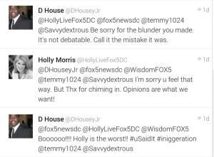 Holly Tweet 2